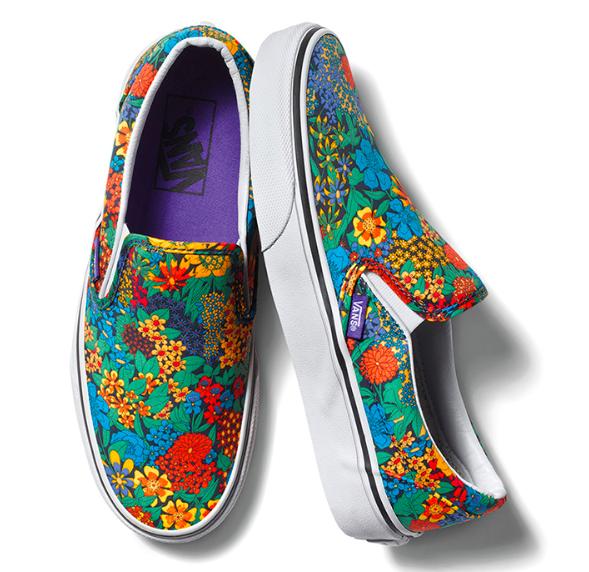 Vans x Liberty Art Fabrics Women-4