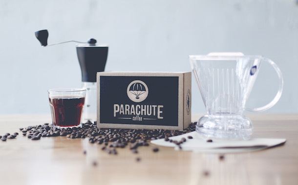 Parachute Coffee Home Delivery