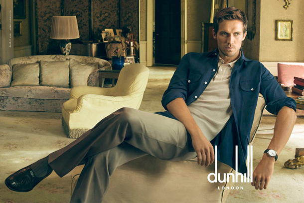 Dunhill Spring Summer 2015 Campaign 2