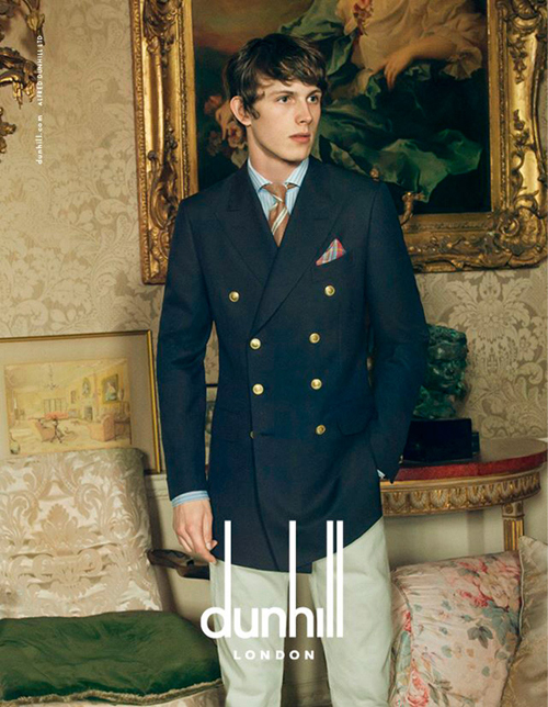 Dunhill Spring Summer 2015 Campaign 4