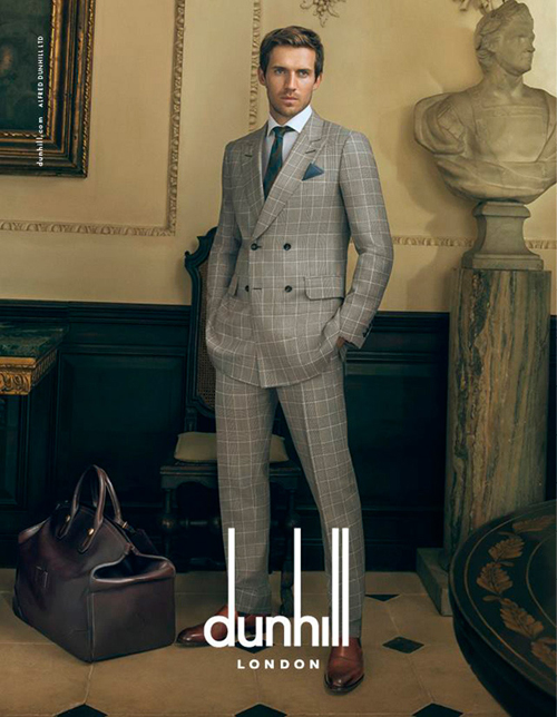 Dunhill Spring Summer 2015 Campaign 5