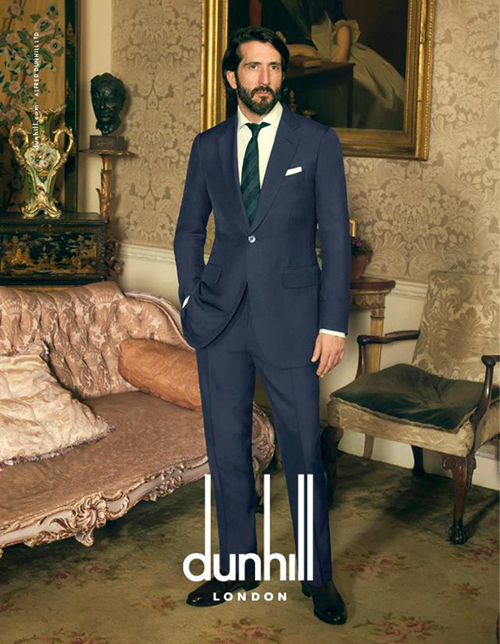 Dunhill Spring Summer 2015 Campaign 6