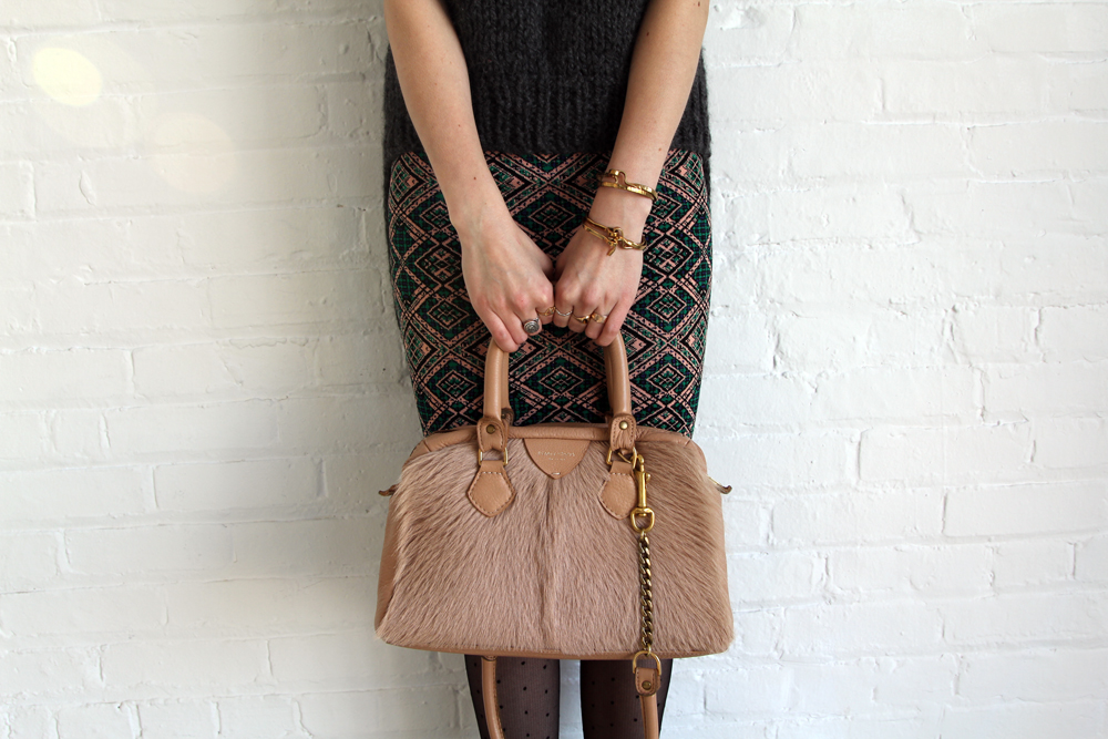 Hawley Dunbar Sidewalk Hustle Style Photo Bag Detail