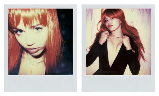 Miley Cyrus Bangerz Tour Pictures for V Magazine 3