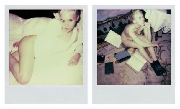 Miley Cyrus Bangerz Tour Pictures for V Magazine 4