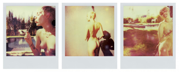 Miley Cyrus Bangerz Tour Pictures for V Magazine 6