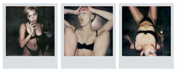 Miley Cyrus Bangerz Tour Pictures for V Magazine 7