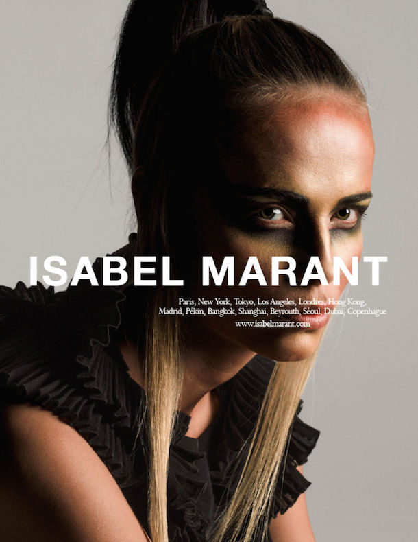 Natasha Poly for Isabel Marant Spring 2015-4