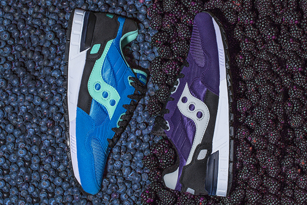 Saucony Originals Shadow 5000 Fresh Picked Collection