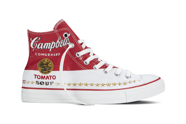Converse All Star Andy Warhol Collection