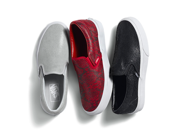 Vans Classic Slip-On Spring 2015 Collection-4