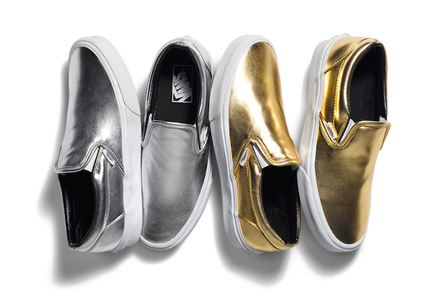 Vans Classic Slip-On Spring 2015 Collection