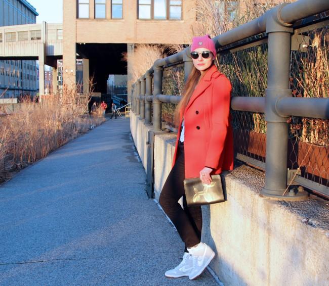 New York Higline Street Style-3