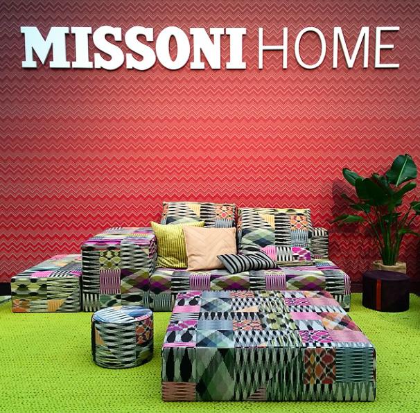 Missoni Home IDS 2015