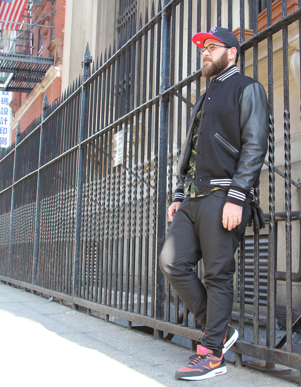 What I Wore Hustle in Nolita-Full Body