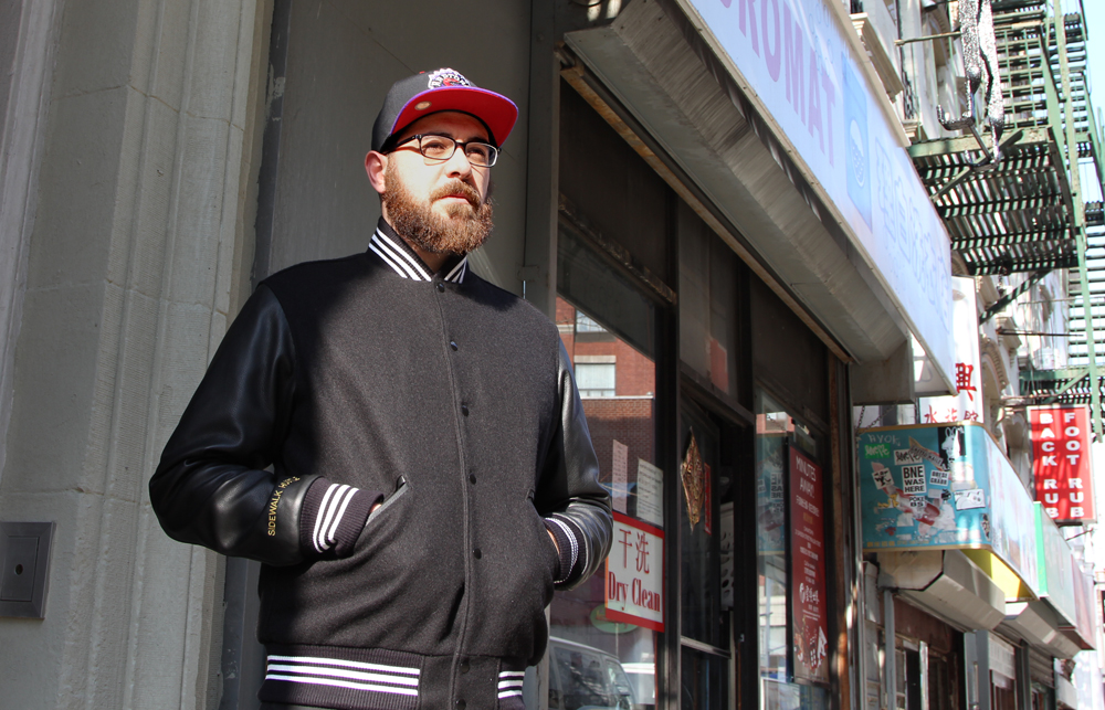 What I Wore Hustle in Nolita-Jacket Mid
