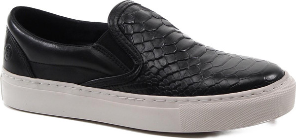 65050 Kyte Black Snake Print Leather-Nappa