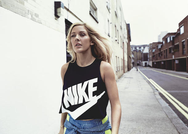 Ellie Goulding for Nike A Melody of Movement-2