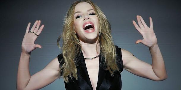 Giorgio Moroder Kylie Minogue