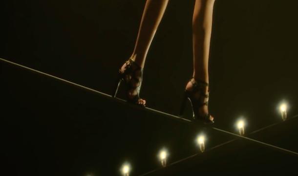 Hermes Women Spring 2015 Shoe Campaign