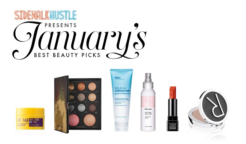 January Best Beauty 2015