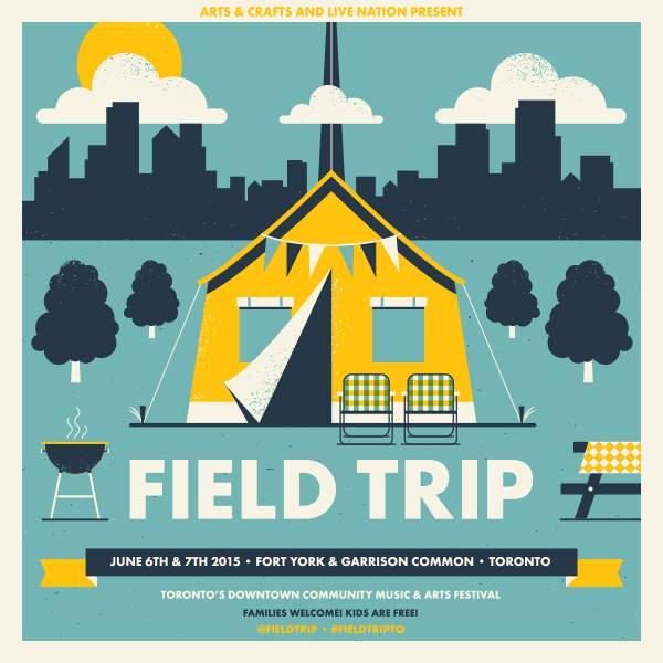 Field Trip Festival 2015 Art