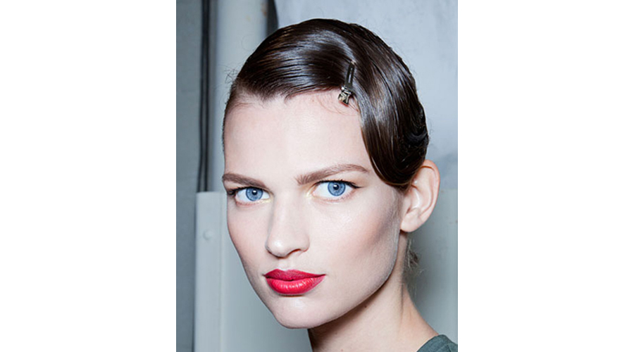 Spring Beauty Trends Red Lips