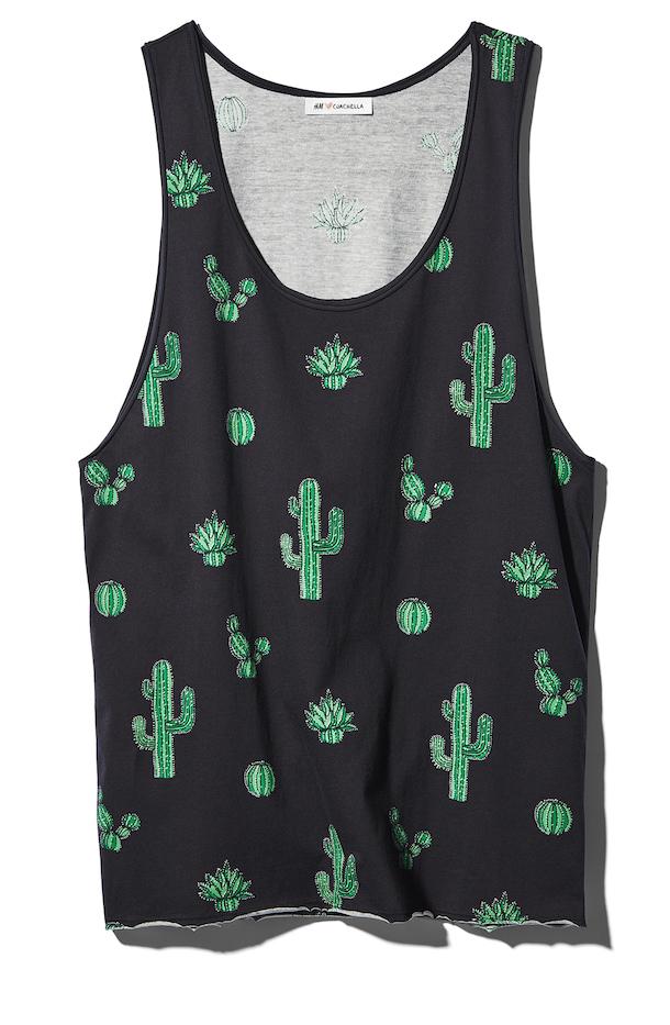 H&M Loves Coachella 2015 Lookbook Mens-2