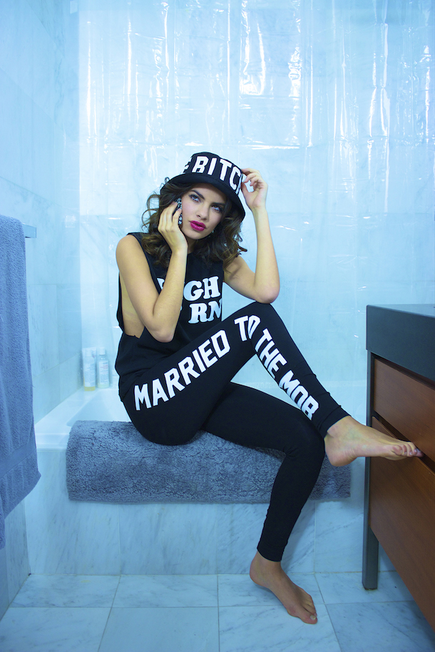 Married To The Mob Spring 2015 Lookbook-8