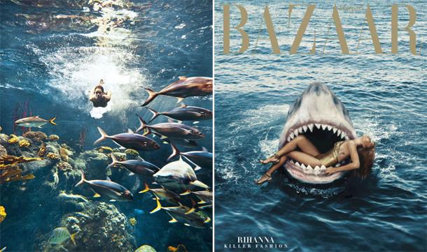 Rihanna for Harper's Bazaar March 2015-3