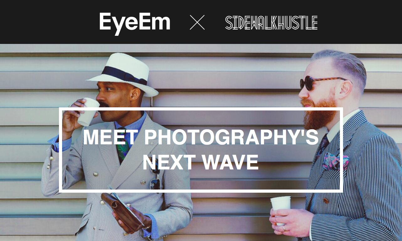 EyeEm x Sidewalk Hustle Toronto