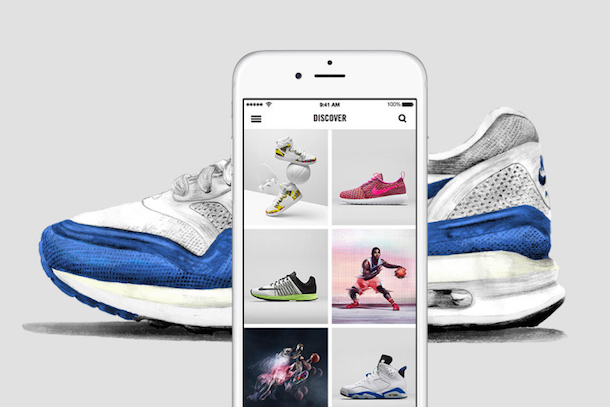 Nike Launches SNKRS Sneaker App-2