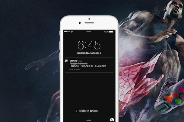 Nike Launches SNKRS Sneaker App-4