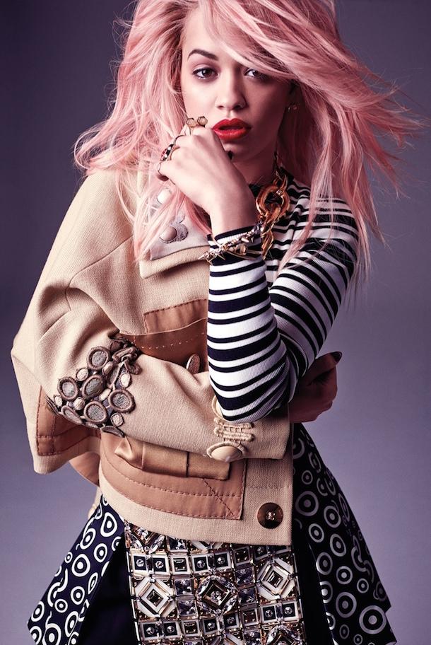Rita Ora for NYLON Magazine March 2015-3