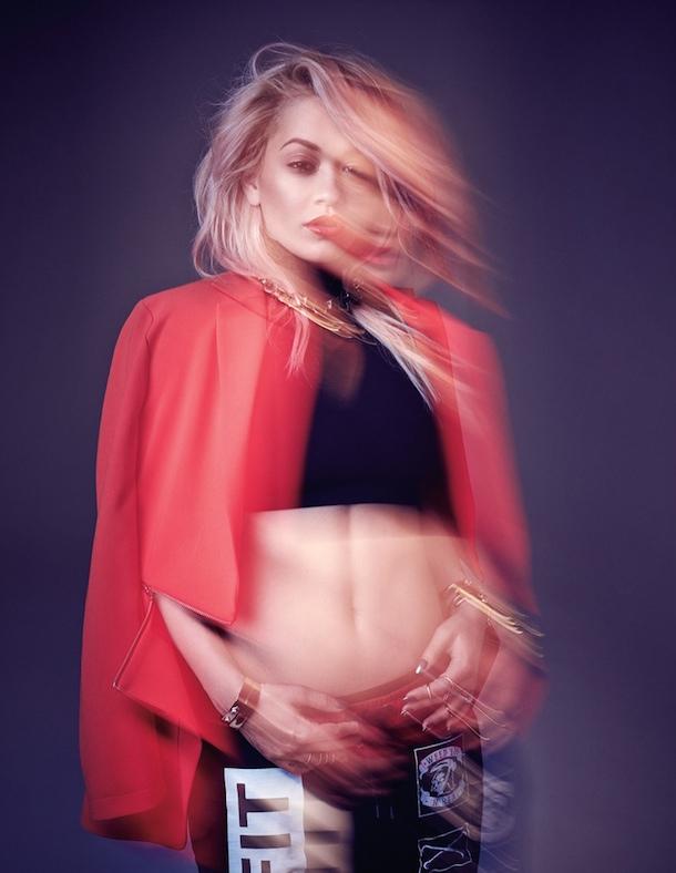 Rita Ora for NYLON Magazine March 2015