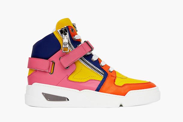 Versace Footwear Spring Summer 2015