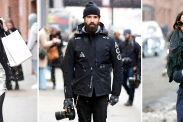 NYFW 2015 Street Style