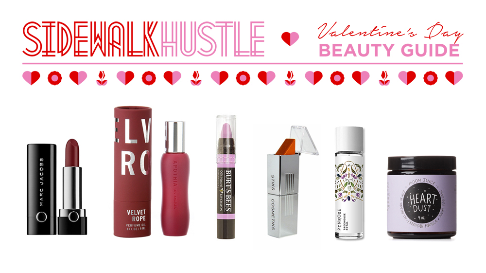 Valentines Day Beauty Guide 2015