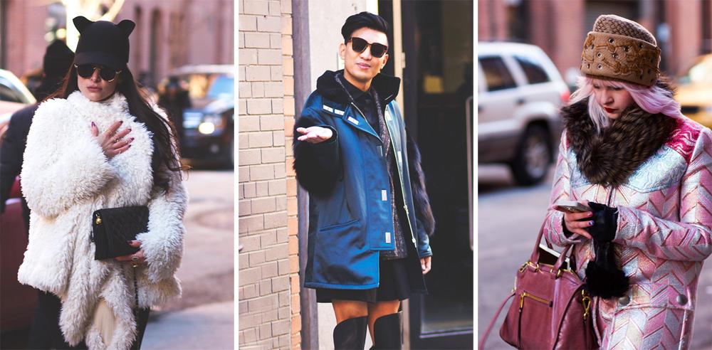 NYFW FW 2015 Street Style