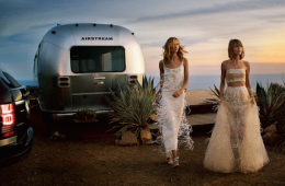 Taylor Swift and Karlie Kloss for Vogue March 2015