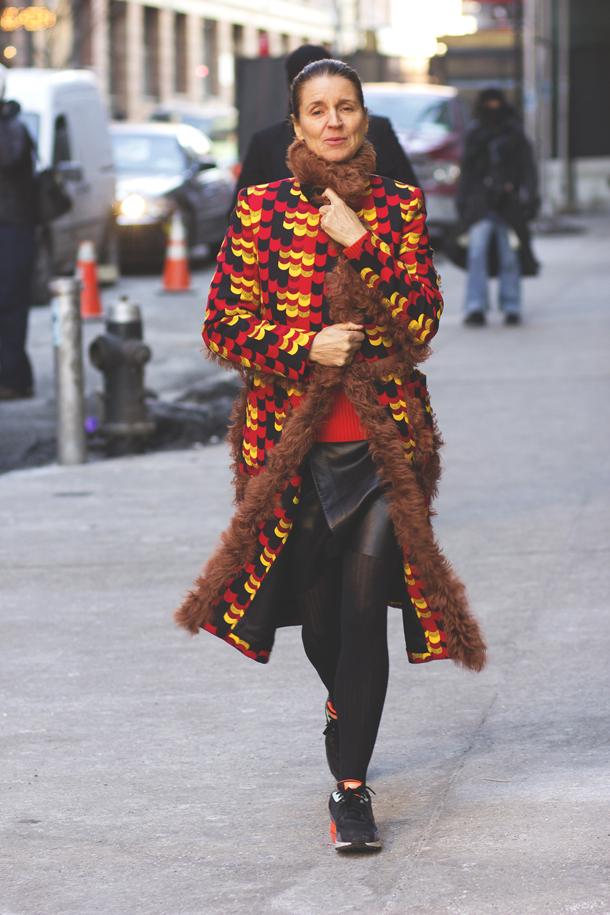 NYFW Street Style 2015-17