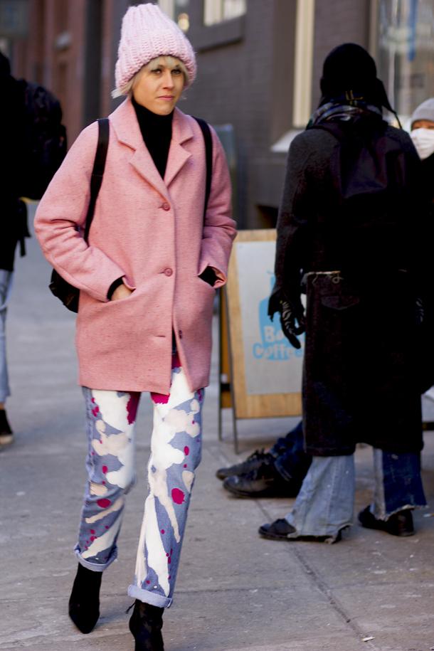 NYFW Street Style 2015-2