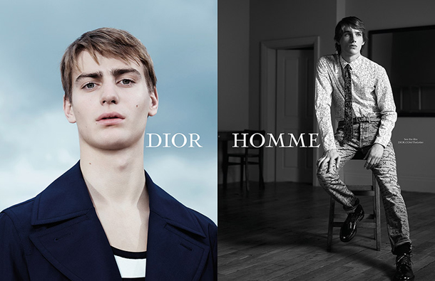 Dior Homme The Letter SS15 Campaign-4