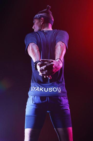 UNDERCOVER x Nike GYAKUSOU Spring Summer 2015-3