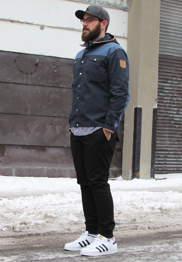 Winter -Schmaltz - Standing Full Body Angle
