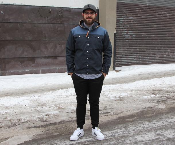 Winter -Schmaltz - Standing Full Body