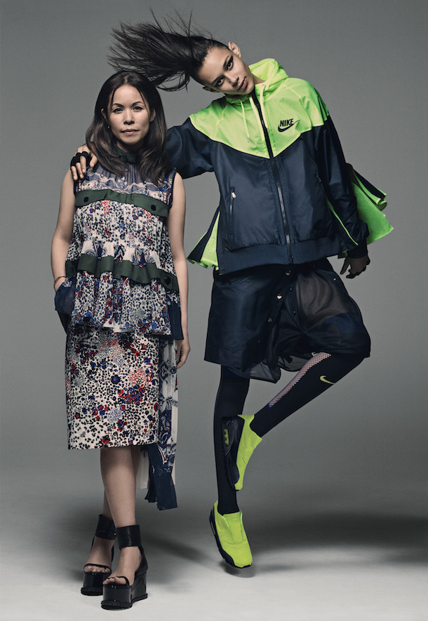 NikeLab x sacai Collection
