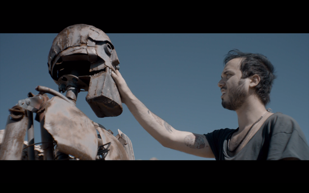 Boots Shares Short Film Motorcycle Jesus