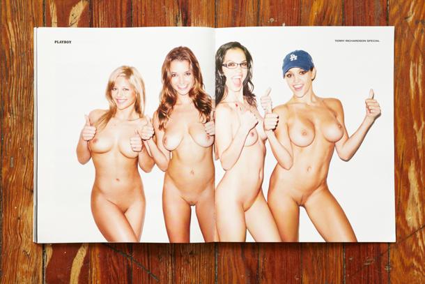 Terry Richardson California Dreaming for Playboy Magazine-11