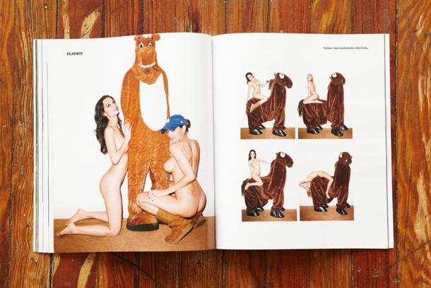 Terry Richardson California Dreaming for Playboy Magazine-5